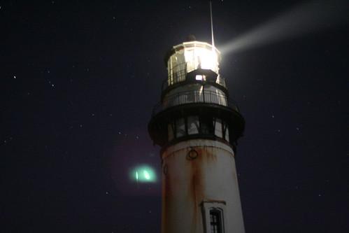 lighthouse lights..