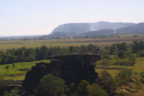 View from Ubirr