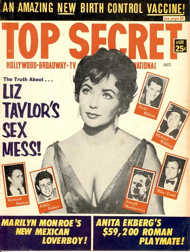 top secret liz