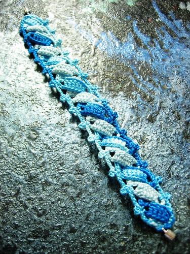 CROCHET BRACELET PATTERN FREE – Crochet Patterns