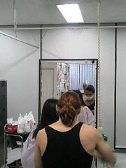 千葉美容室『チェリオ』にて〜1