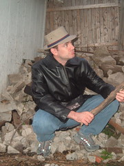 Ranger Rick - Contemplative