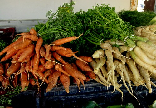 FM Carrots and Parsnips