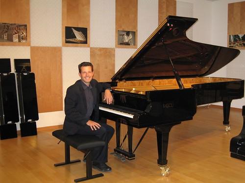 Faziolli 10 ft Piano