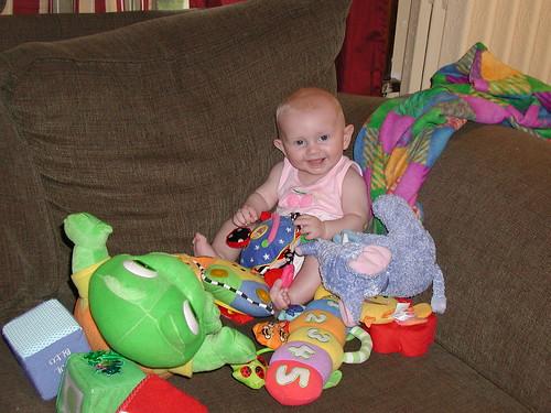So many toys!