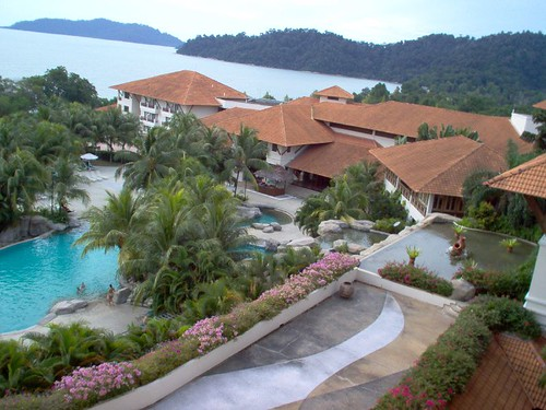 Swiss Garden Resort & Spa, Damai Laut