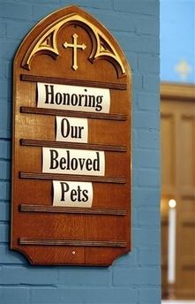 Katrina Pet Memorial