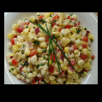 Not Mine - corn salad