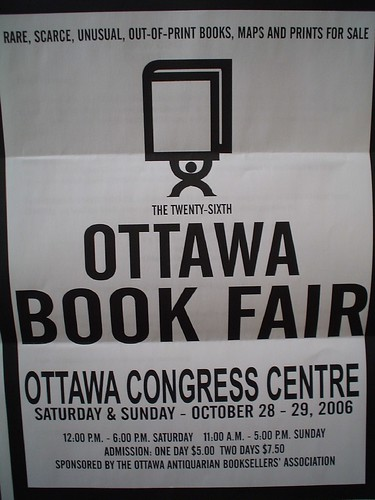 Ottawa Book Fair