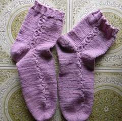 Old Rose Socks