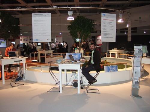 DFKI auf der IFA 2006 in Berlin