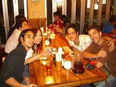 Ippudo I (Javi, Ayako, Yosuke & Alex)