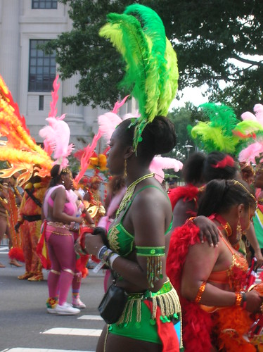 west indian day parade - brooklyn