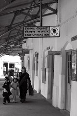 Ooty train station