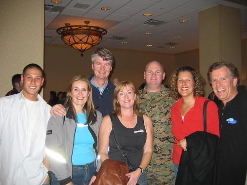 Marine Corps Marathon with Jean's Marines, Friday, Washington, DC
