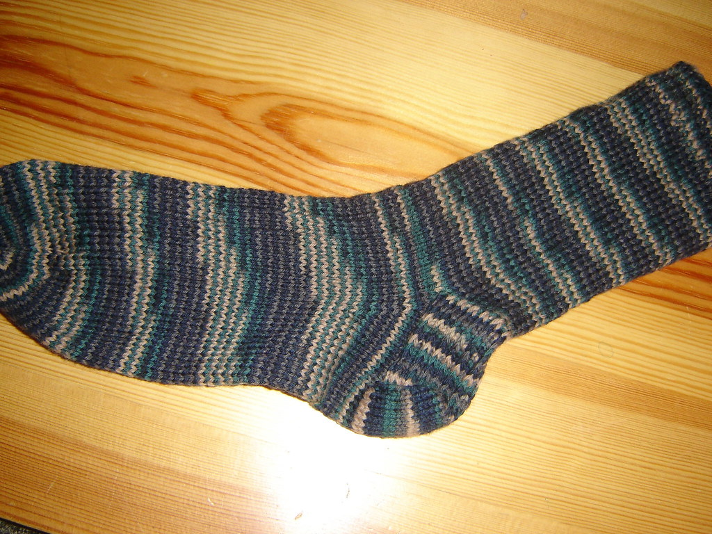 Cape Cod Memories Rib Sock