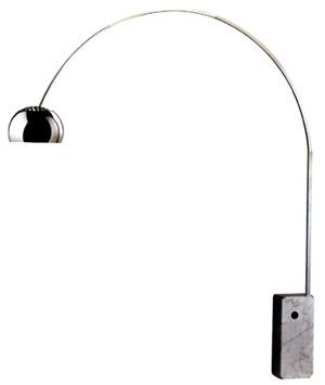 我夢寐以求的原廠Arco Floor Lamp