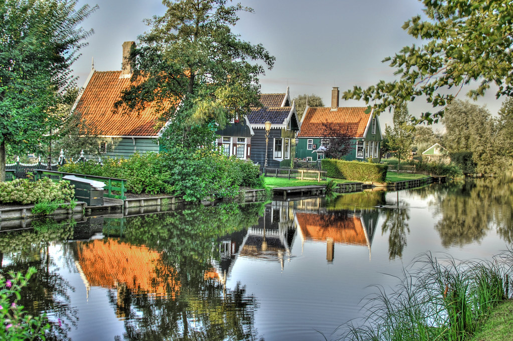 Dutch Homes