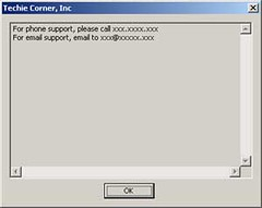 ms windows, microsoft windows xp, win xp, support information, system properties