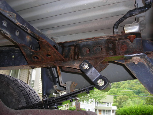 Frame Painting With Rust Bullet Many Pics Ttora Forum