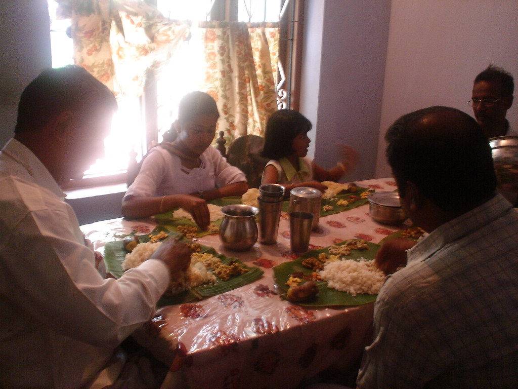 Onam lunch