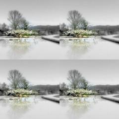 島崎藤村「若菜集」より collage