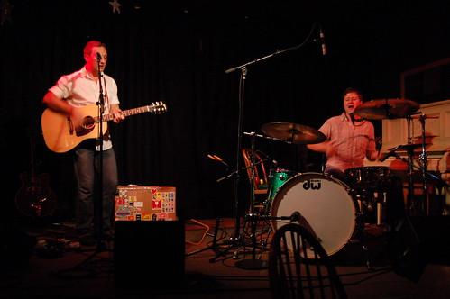 The Coal Men Duo at Ashland
