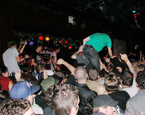 09-02-06 Gorilla Biscuits in NYC
