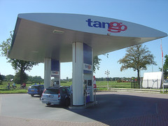 Tango Gas Station - Netherlands