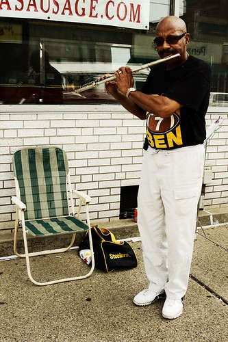 The Venerable Flautist, One
