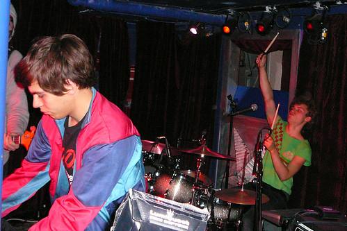 09-19 Klaxons @ Club Midway (1)