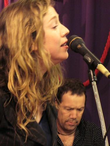 Angie Hart - Basement Discs - 22/9/06