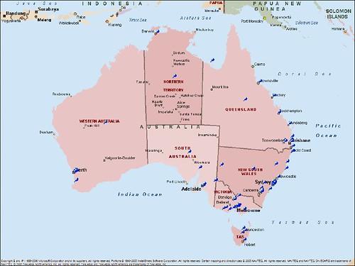 Australia Vista