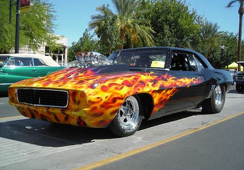 Who Likes Flame Jobs Camaro Forums Chevy Camaro Enthusiast Forum