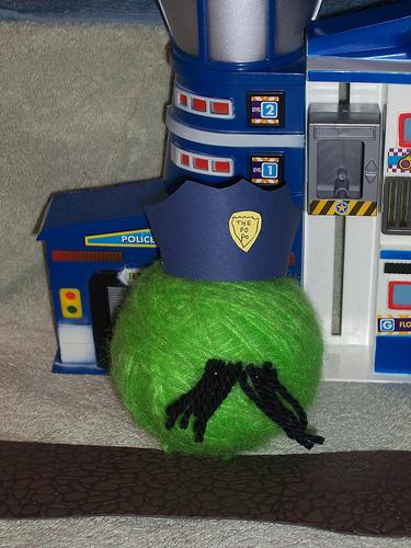 Officer Kermit