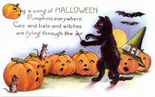 Sing Halloween