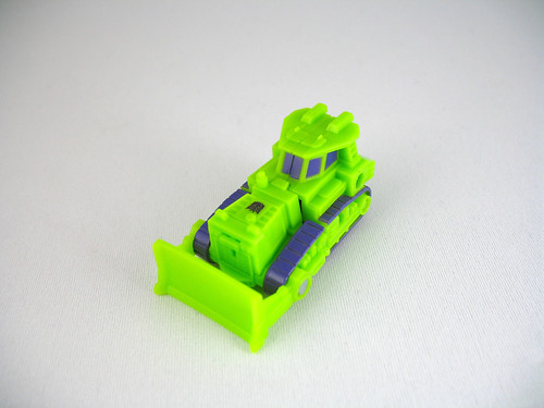 Takara Micromaster Crush-Bull