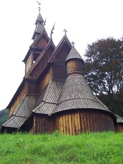 Hooperstad stave church