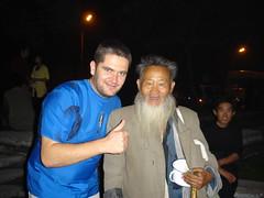 Me and Fu Man Chu