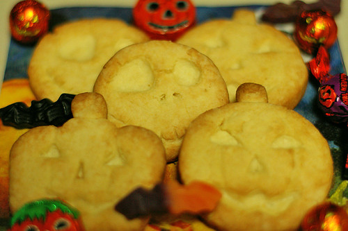 Shortbread of Halloween