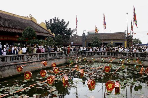 Chợ Viềng: Nam Dinh City Pics