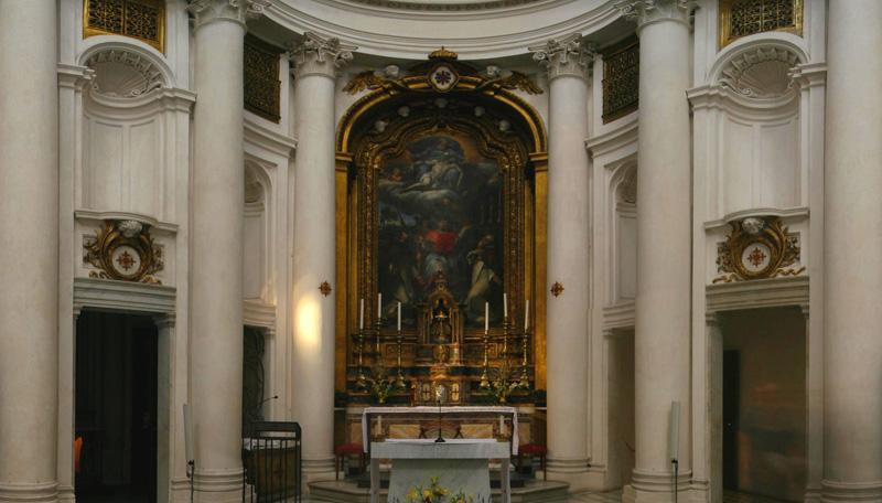 San Carlo alle Quatro Fontane (San Carlino)