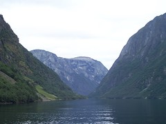 On the Næærøyfjorden