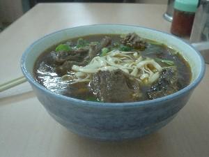 [吃] 濟南路牛肉麵 (1)