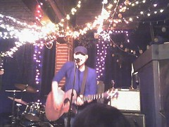 Shane Hines at Iota in Arlington