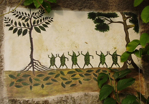 Eden mural 2