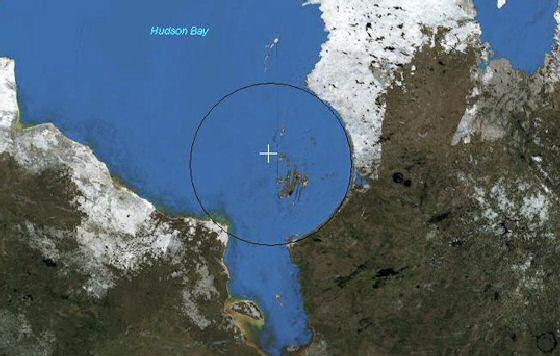 Yucatan Peninsula Asteroid Impact Site (page 3) - Pics ...