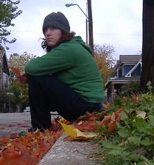 oh, leaves