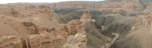 Sharin Canyon, Kazakhstan