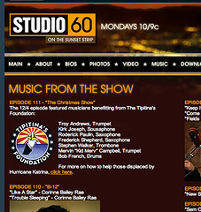 Music from Studio 60